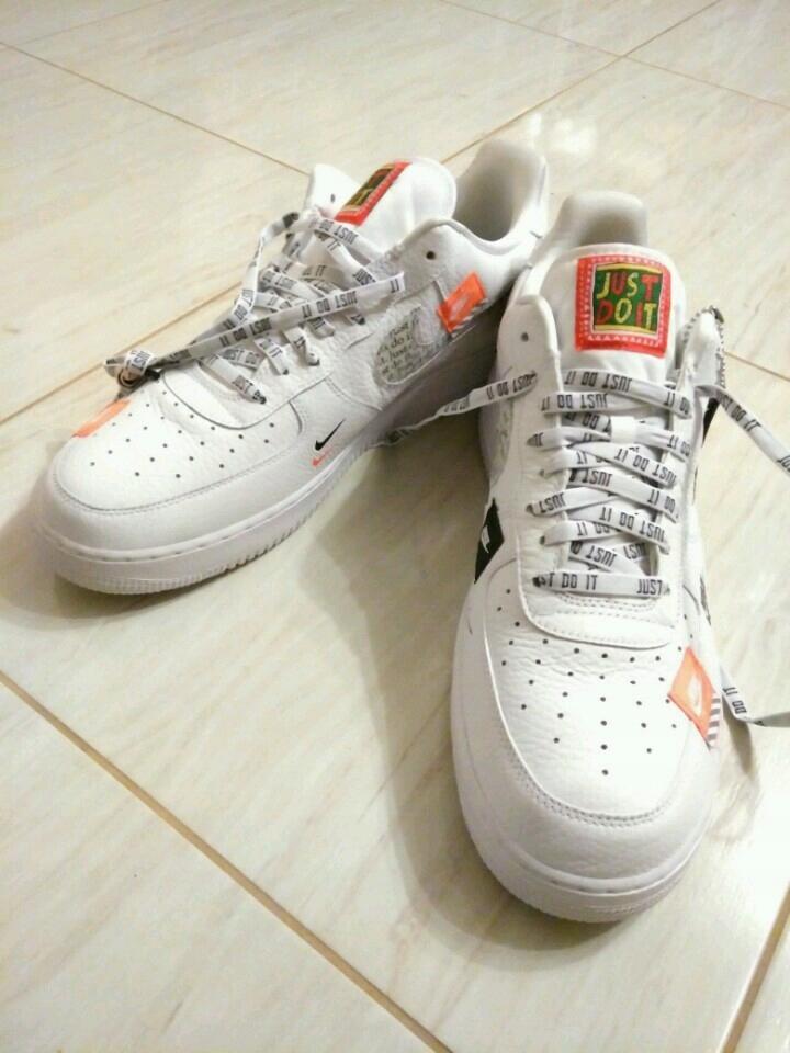Odzież, Buty i Dodatki Nike Air Force 1 JDI just do it
