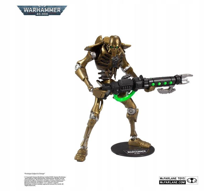 Warhammer 40k Action Figure Necron 18 Cm 9850148824 Oficjalne Archiwum Allegro