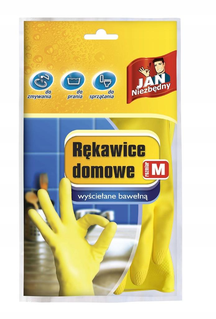 Jan Niezbędny Rękawice domowe M