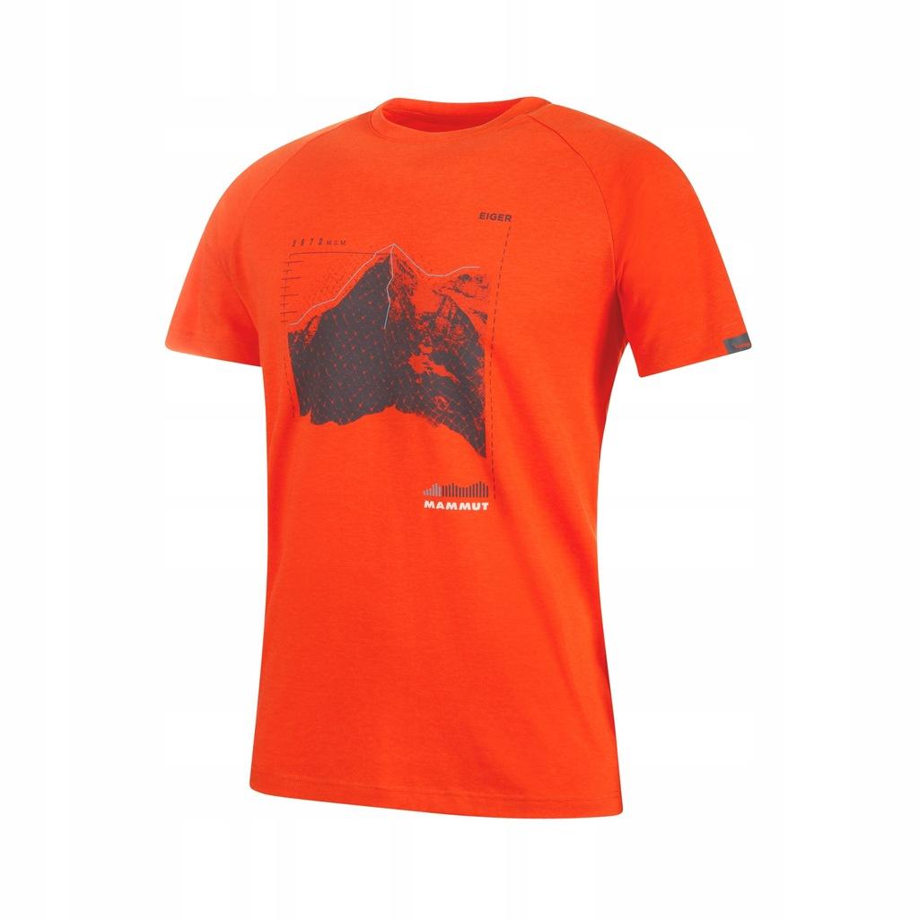 Mammut Mountain T-shirt Men zion (Rozmiar C: L)