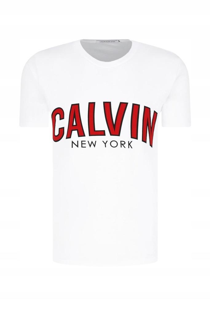 Calvin Klein Jeans T-Shirt Rozmiar S Koszulka