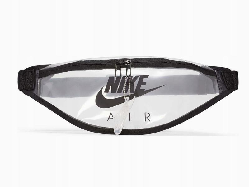 Nike Heritage Saszetka Nerka Uniseks Przezroczysta