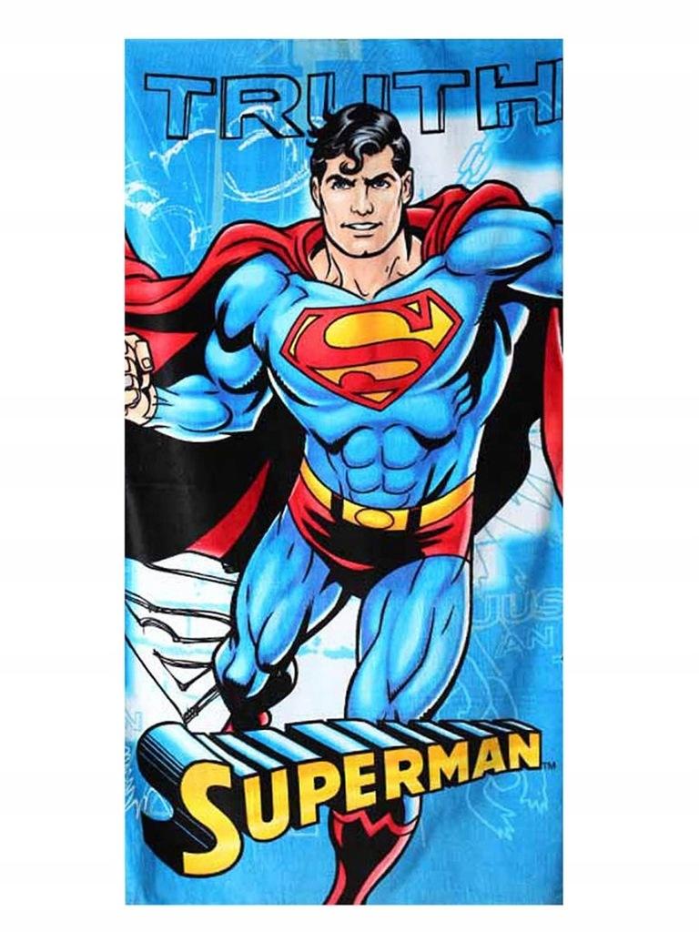 Ręcznik bawełniany 70x140 Superman Truth