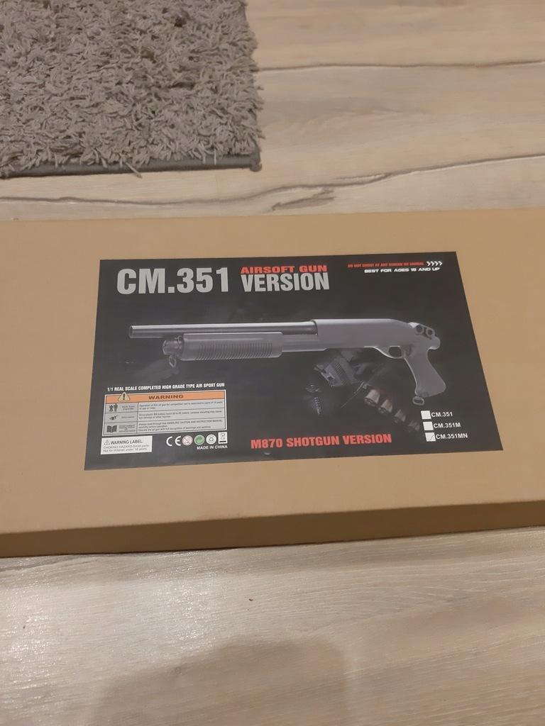 CM.351 SCHOT GUN