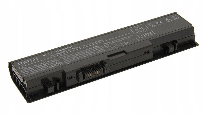Bateria Mitsu do DELL 0RM803 0RM804 0WU946 0WU959