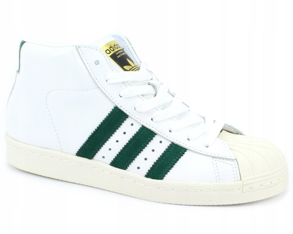 Adidas Superstar Mid r 39 13 80s pro model BB2248