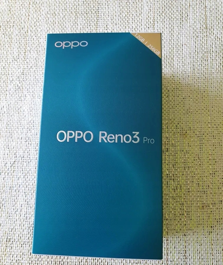 Smartfon OPPO Reno 3 Pro 12/256GB Starry Blue