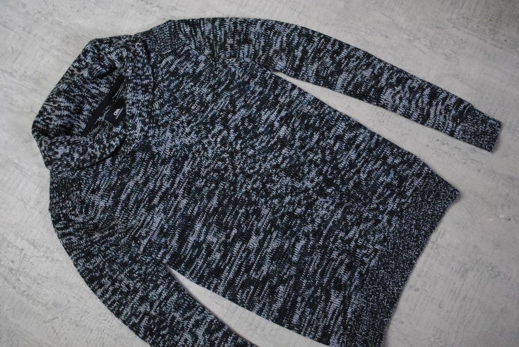 CLOCKHOUSE__akrylowy sweter__szalowy kołnierz__S_