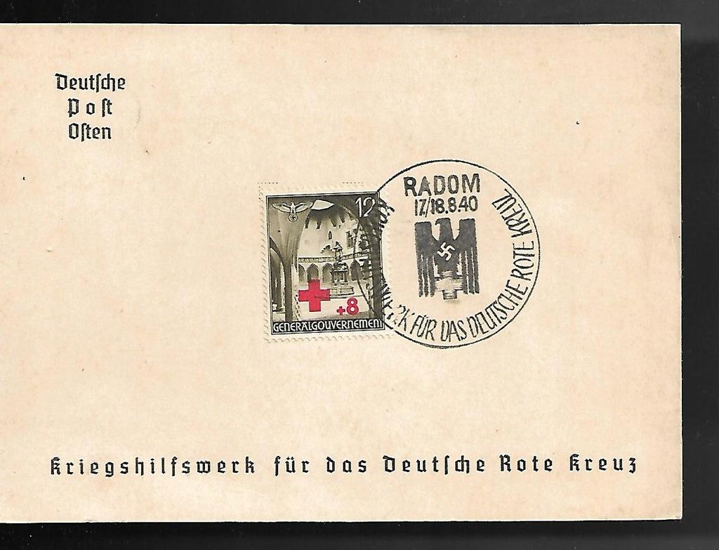 Kriegshilfswerk f.d.Deutsche Rote Kreutz / 1940