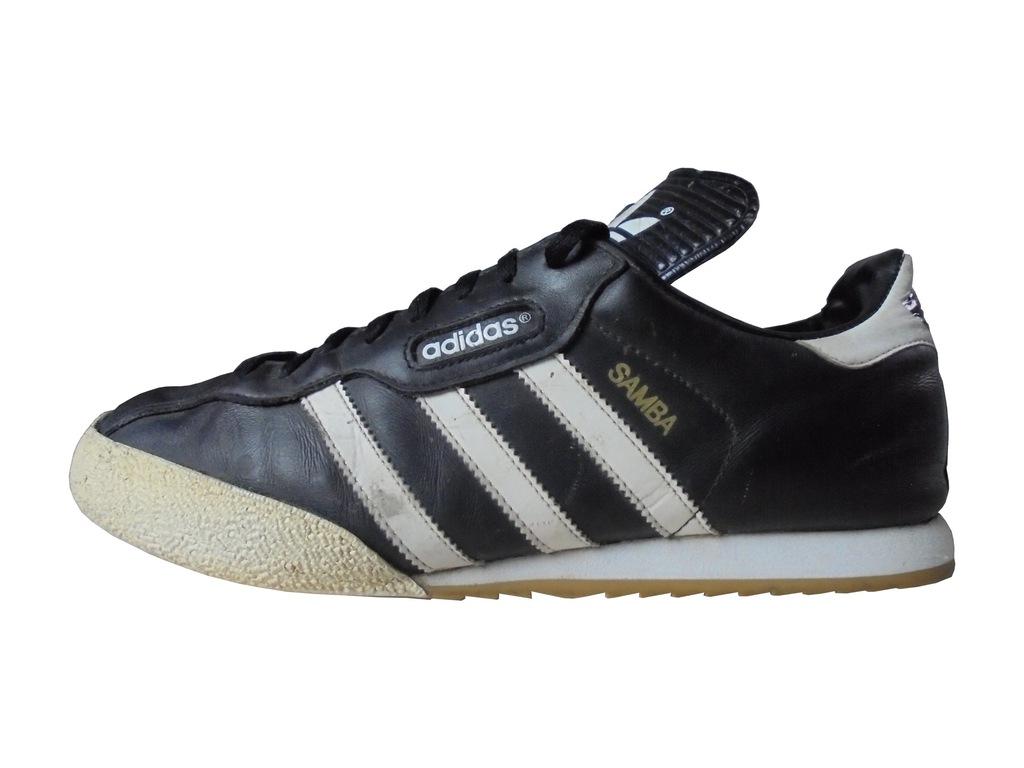 Skórzane buty Adidas Samba. Rozmiar 46