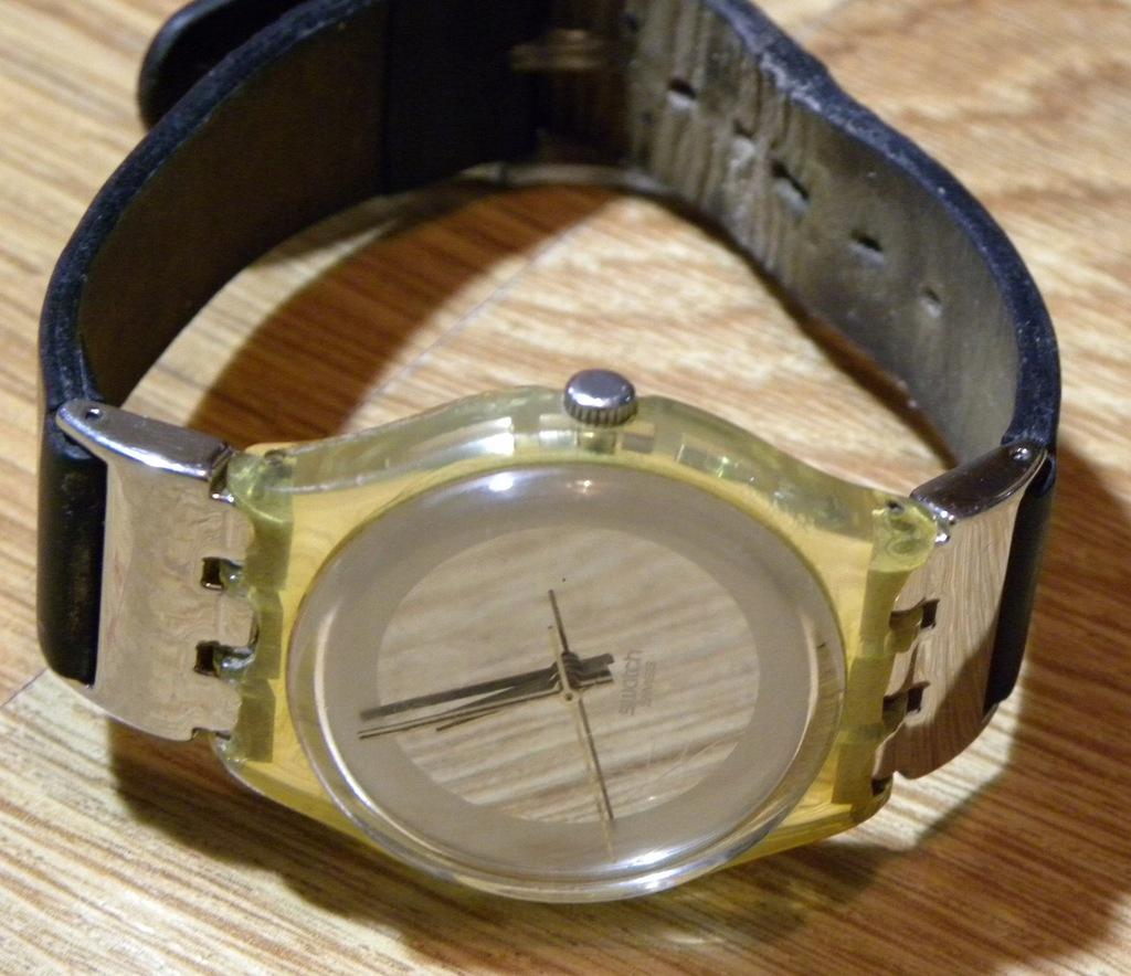 Zegarek Swatch AG 2000 Unisex