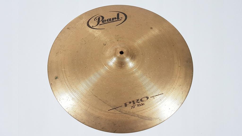 "Pearl PRO RIDE 20"" (Sabian B8)"