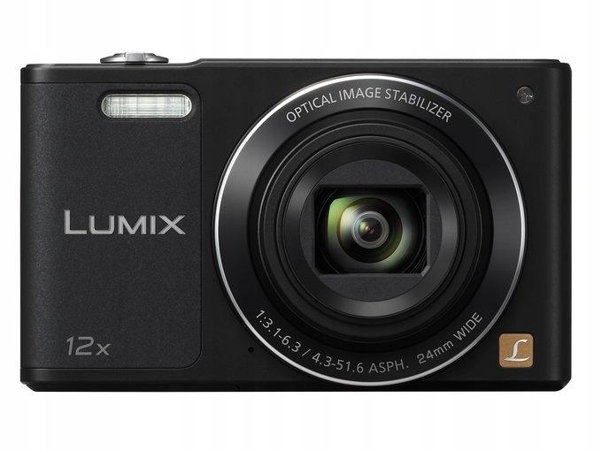 Aparat kompaktowy Panasonic Lumix DMC-SZ10 OKAZJA