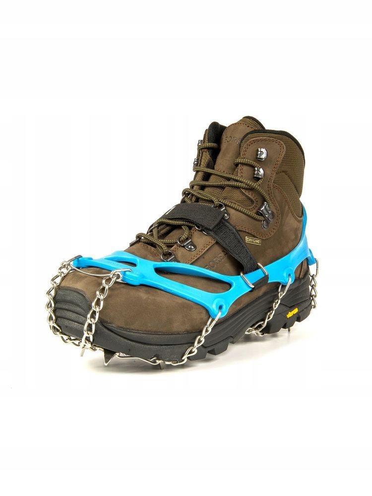 Raczki elastyczne na buty Ice Track Veriga roz. L