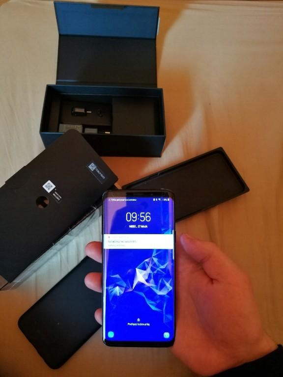 Samsung Galaxy S9 Plus DUOS XKOM Gwarancja