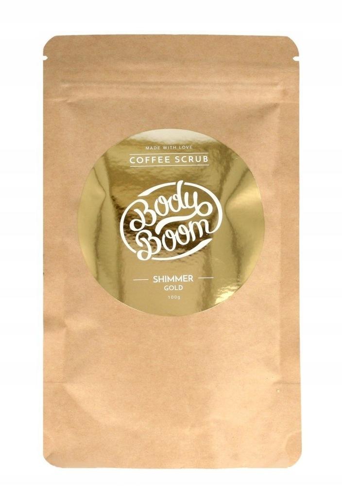 Bielenda Body Boom Peeling kawowy do ciała - Shimm