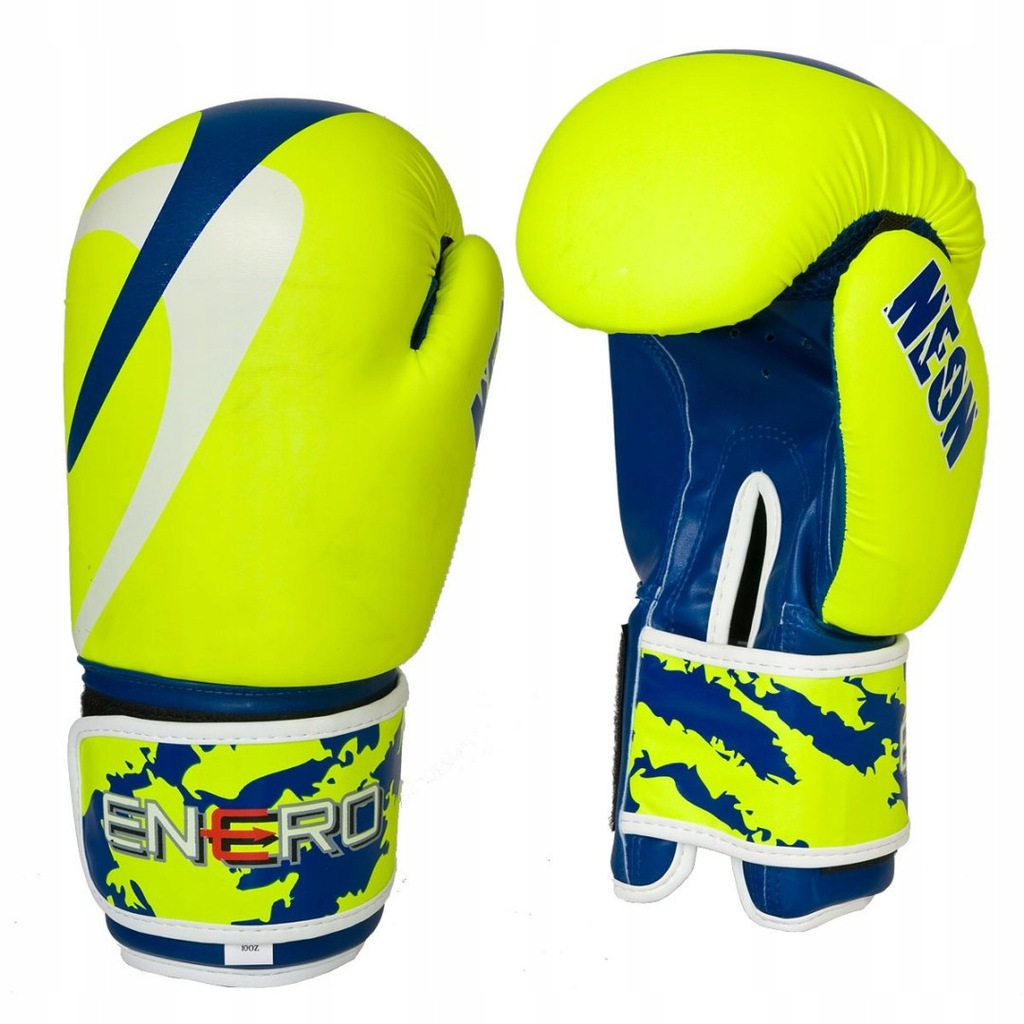 Rękawice bokserskie Enero Neon 10oz