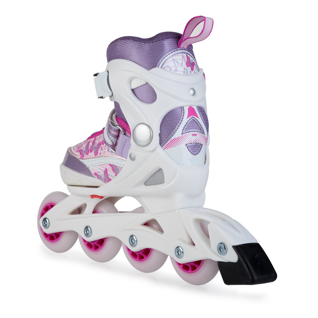 FILA Rolki juniorskie damskie regulowane Butterfly Girl