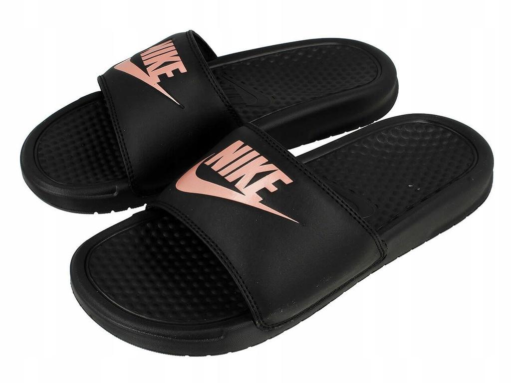 Klapki Nike Benassi 343881 007 # 35,5