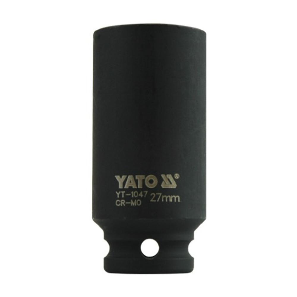 NASADKA UDAROWA DŁUGA 1/2'' 27mm YT-1047 YATO