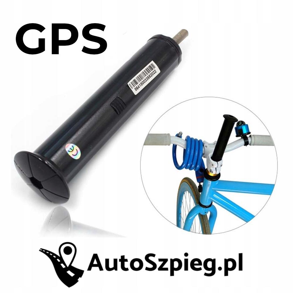 Lokalizator GPS GSM do roweru TK305 AutoSzpieg