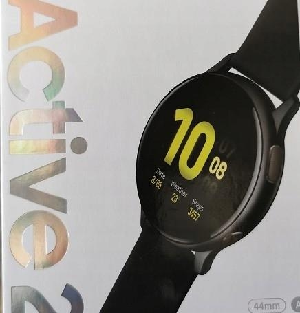 Smartwatch Samsung Watch Active 2 44 mm czarny