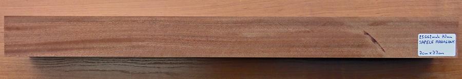 Drewno MAHOŃ na 1cz. gryf gitary typu Les Paul