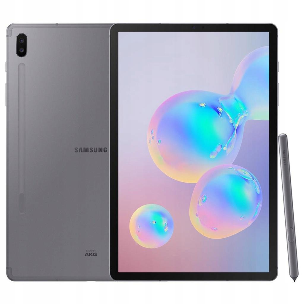 Outlet Samsung Galaxy Tab S6 10 5 T860 6 128gb 9813763024 Oficjalne Archiwum Allegro