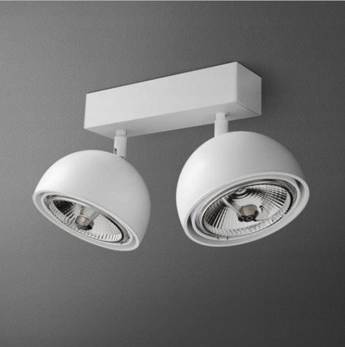 Lampa AQForm GLOB R reflektor 40123-0000-T8-PH-01
