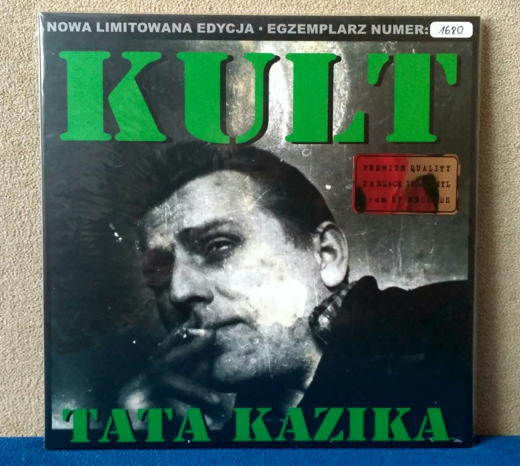 KULT - TATA KAZIKA WINYL - NOWY !