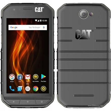 """CAT S31 Black, 4.7 """", TFT, 720 x 1280 pixels,"""