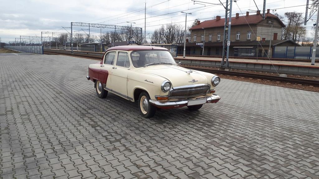 GAZ 21 Wołga M21 Wolga 24 Warszawa Pobieda M20