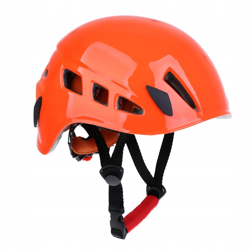 1 sztuka kask bezpieczeństwa - Pomarańczowy