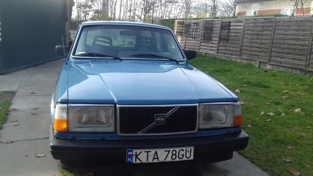 Volvo 245 2.4 Kombi