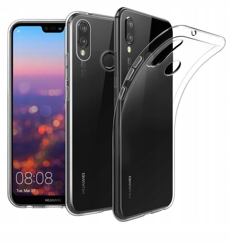 ETUI ULTRA SLIM CASE do Huawei Honor 8X + SZKŁO 9H