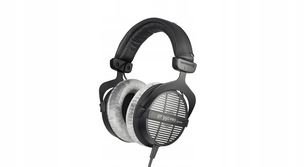 Beyerdynamic DT 990 PRO słuchawki otwarte