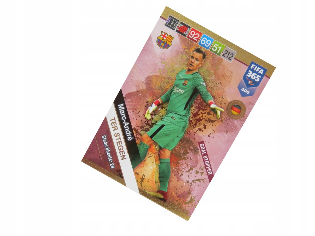 FIFA 365 2019 POWER UP GOAL STOPPER TER STEGEN 300