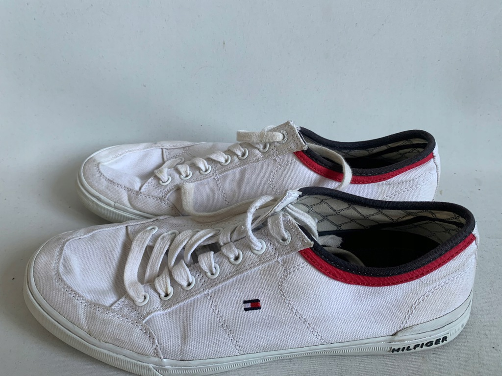 TOMMY HILFIGER CORE CORPORATE TEXTILE SNAKERS 43