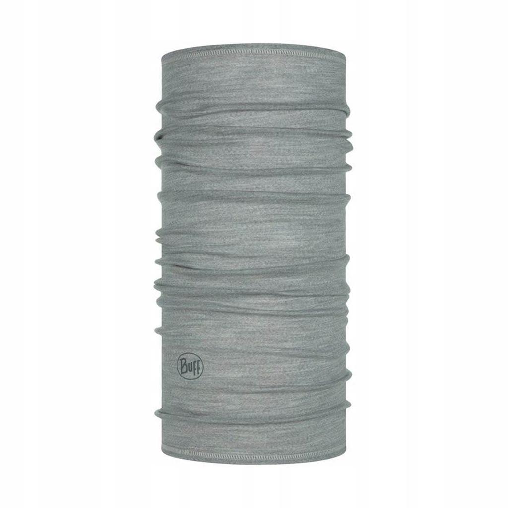 Buff Lightweight Merino Wool SOLID LIGHT GREY