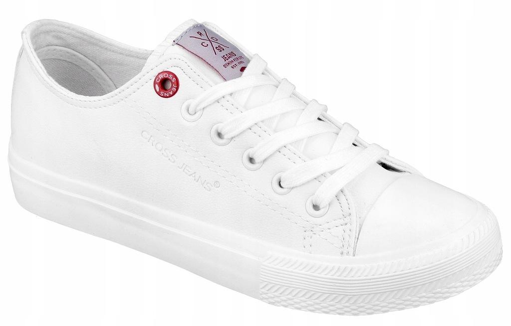 TRAMPKI damskie buty CROSS JEANS DD2R4030 36