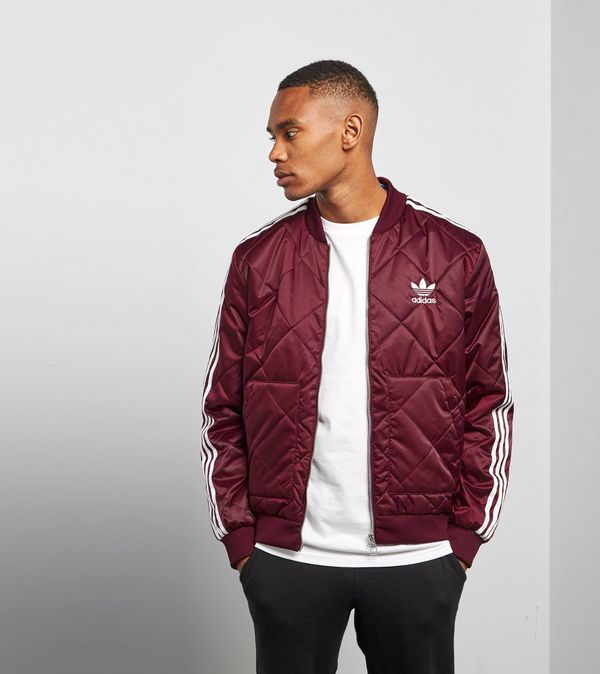 Adidas Originals Kurtka Bomber Maroon