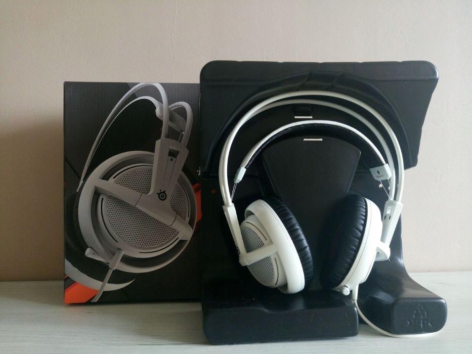 Słuchawki Steelseries Siberia v2 - Białe