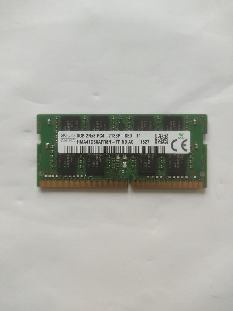 Pamięć ram Hynix 8Gb 2Rx8 PC4-2133P-SE0-11