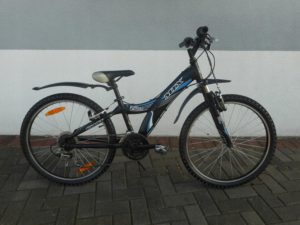 """rower dziecięcy GIANT MTX - rama ALU koła 24"""""""
