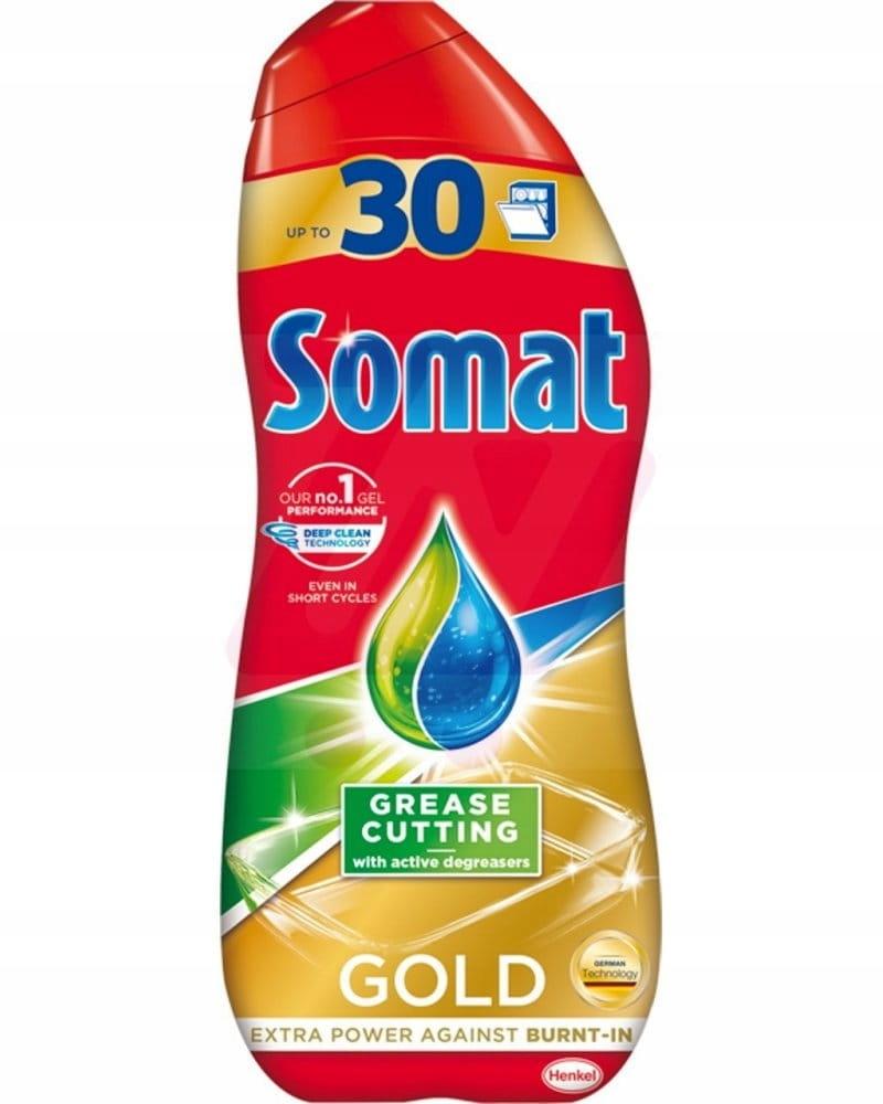 HENKEL SOMAT ŻEL GOLD GREASE GOLD 540