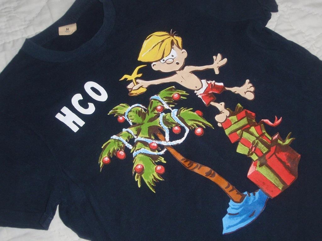 T - shirt - HOLLISTER - Rozmiar M