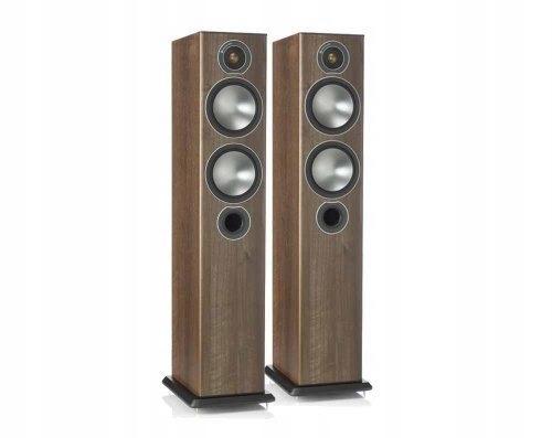 Monitor Audio Bronze 5 // Walnut // PARA