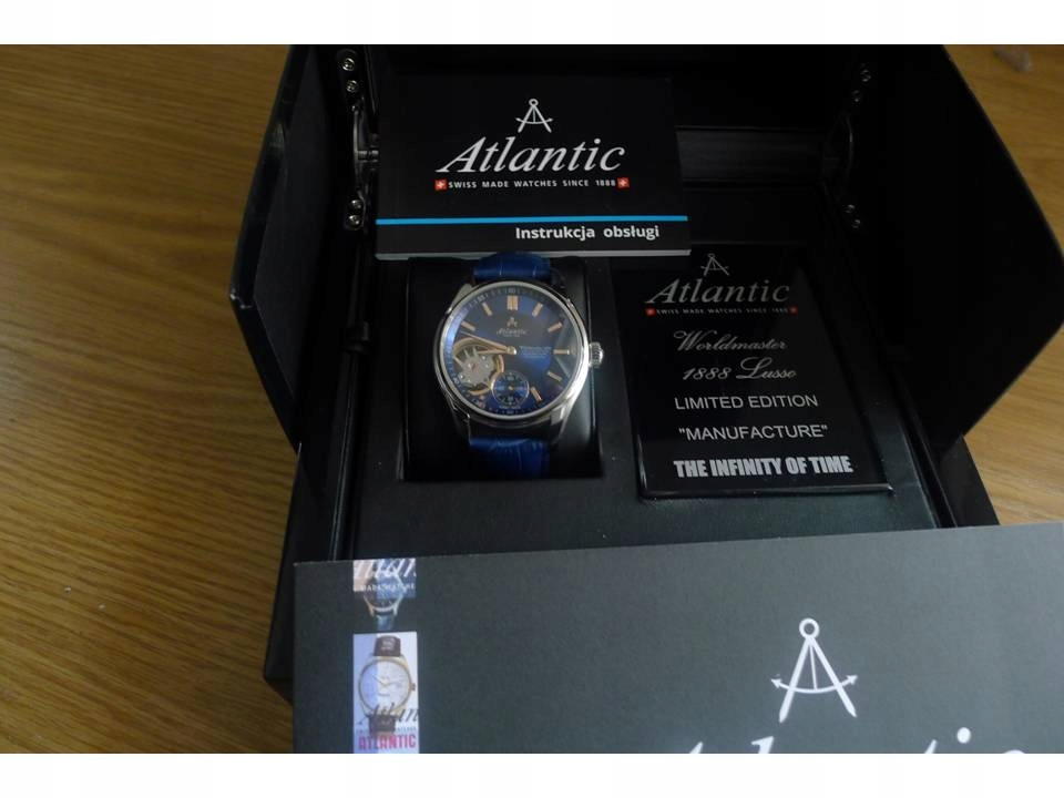 atlantic worldmaster Lusso