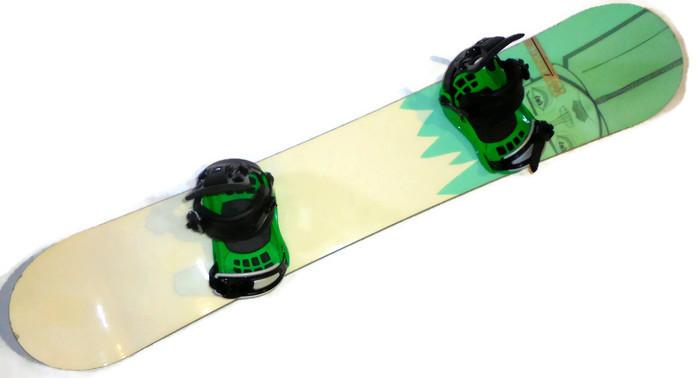 Deska Snowboardowa VENUE ONYX dł 158 cm
