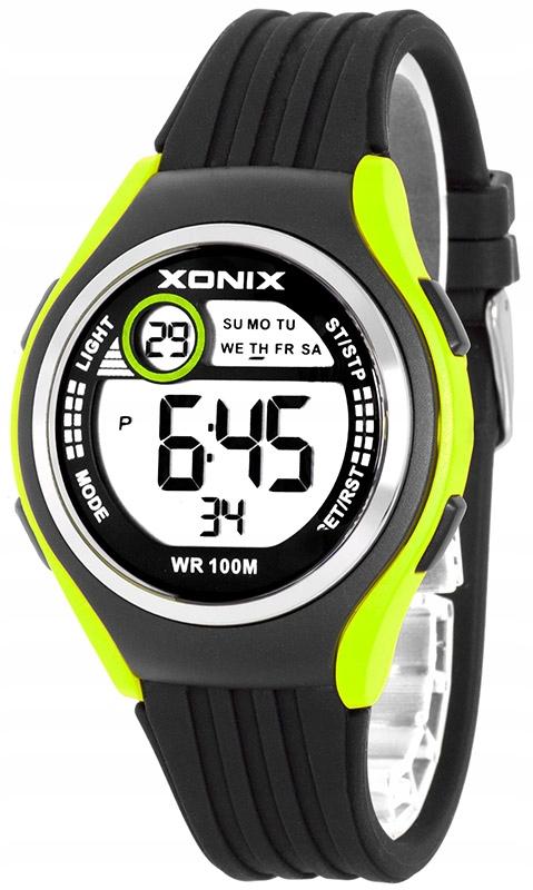 Uniwersalny Zegarek Dziecięcy XONIX WR100m GRATISY